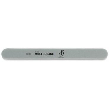 Multi-purpose file mounted on foam Beauty Nails 715-28