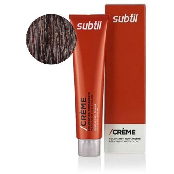 Subtle Cream N ° 4.65 Chestnut Red Mahogany 60ml