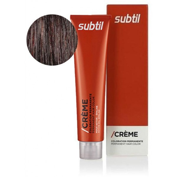 Subtile Creme No. 4.65 Red Mahogany Chestnut 60ml