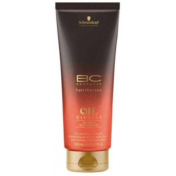 Bc Oil Miracle Shampooing Argan 200 ML