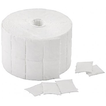 Cotton cellulose squares (500pieces) Beauty Nails COTTON-28