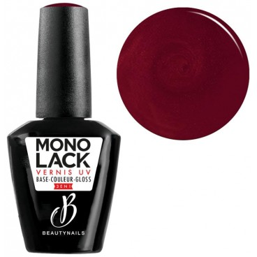 Vernis Monolak rouge Supreme 8ML Beauty Nails ML569-28