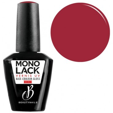Vernis Monolak rouge Idylle 8ML Beauty Nails ML570-28