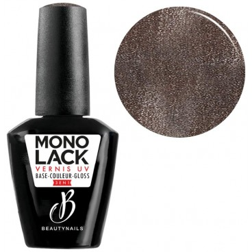 Vernis Monolak marron irrisé Celeste 8ML Beauty Nails ML571-28