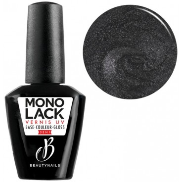 Vernis Monolak noir irrisé Reglisse 8ML Beauty Nails ML573-28