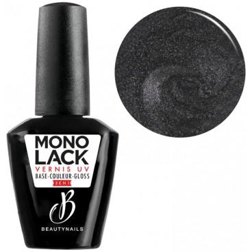 Vernis Monolak noir irrisé Reglisse 8ML Beauty Nails ML573-28