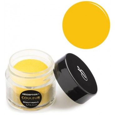 Poudre acrylique pure yellow - 6g Beauty Nails RES37-28