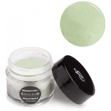 Poudre acrylique pastel green - 6g Beauty Nails RES46-28