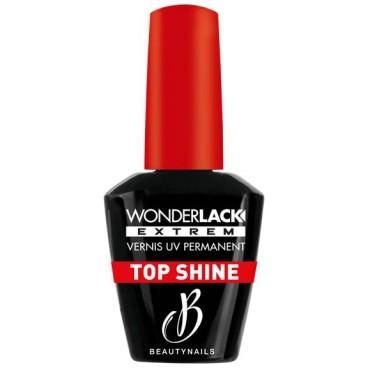 Top coat brillance shine Wonderlack extrem 12ML Beauty Nails WLEGT-28