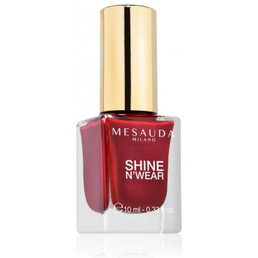 XMAS Party vernis longue durée Santa Claus SHINE N'WEAR FULL 320 de Mesauda Milano.