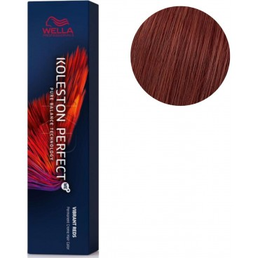 Koleston Perfect ME + Vibrant Red 5/43 Hellbraun Kupfer Golden 60ml