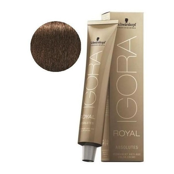 Igora Royal Absolutes 5-50 Light Brown Gold 60 ML