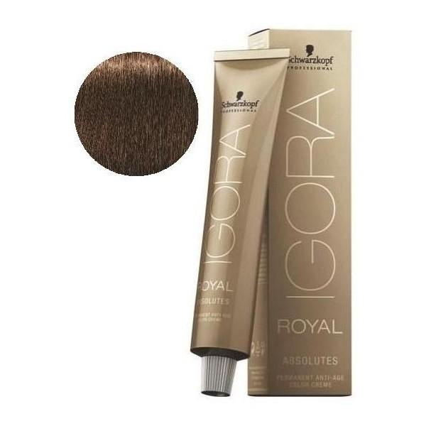 Igora Royal Absolutos 5-50 Light Golden Brown 60 ML