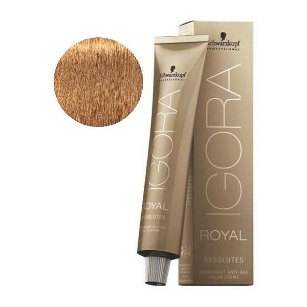 90fed78be7 Igora Royal Absolutes 9-60 Blond Very Light Brown Natural 60 ML