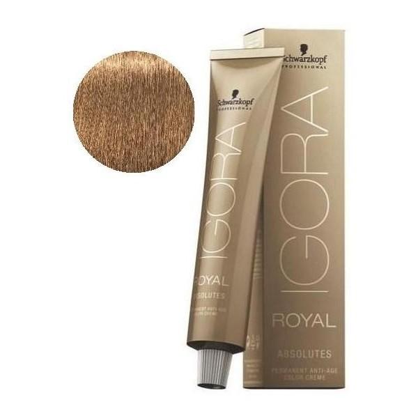 Igora Royal Absolutes 8-50 Blond Clair Doré Naturel 60 ML