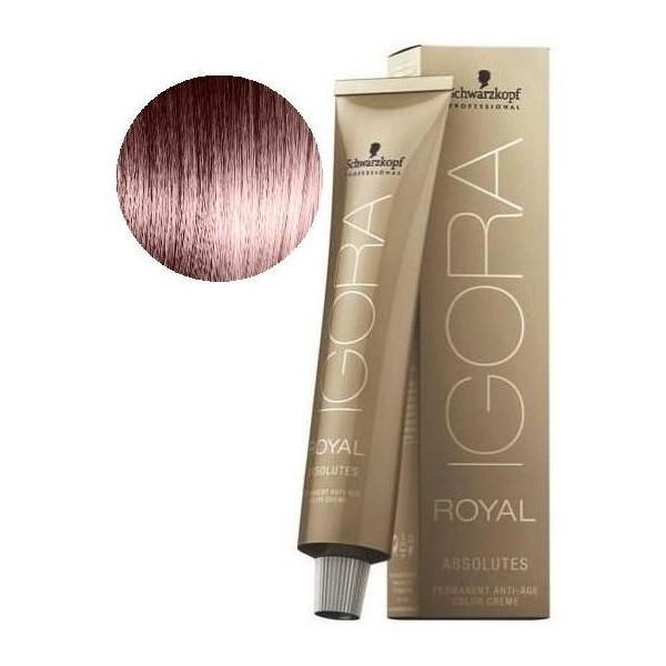 Igora Royal Absolutes 5-80 Light Brown Natural Red 60 ML