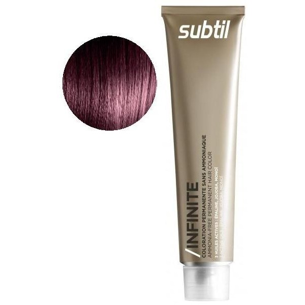 SUBTIL Infinite 4-65 Châtain rouge acajou 60 ml