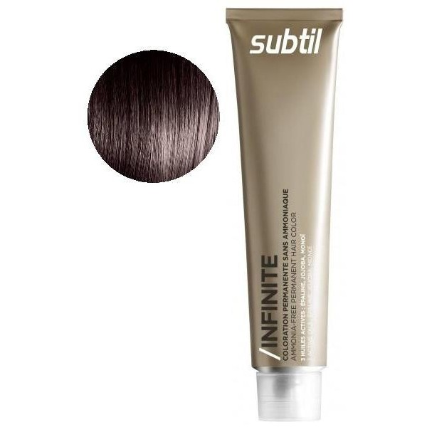 SUBTLE Infinite 4-77 tiefbraun Braun 60 ml