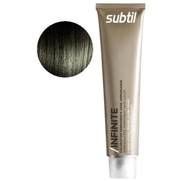SUBTIL Infinite 5-00 - Castano chiaro intenso - 60 ml