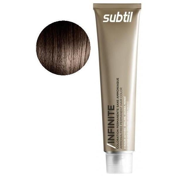 SUBTIL Infinite 5-35 Light brown gilded mahogany 60 ml