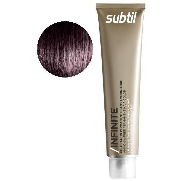 SUBTIL Infinite 5-7 - Castagno chiaro marrone - 60 ml