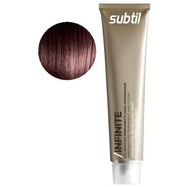SUBTIL Infinite 6-75 Dark blond brown mahogany 60 ml