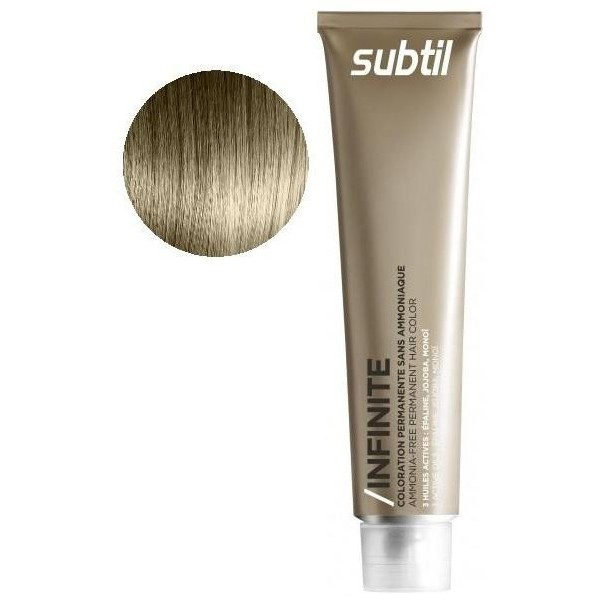 SUBTIL Infinite 7-1 Biondo cenere - 60 ml