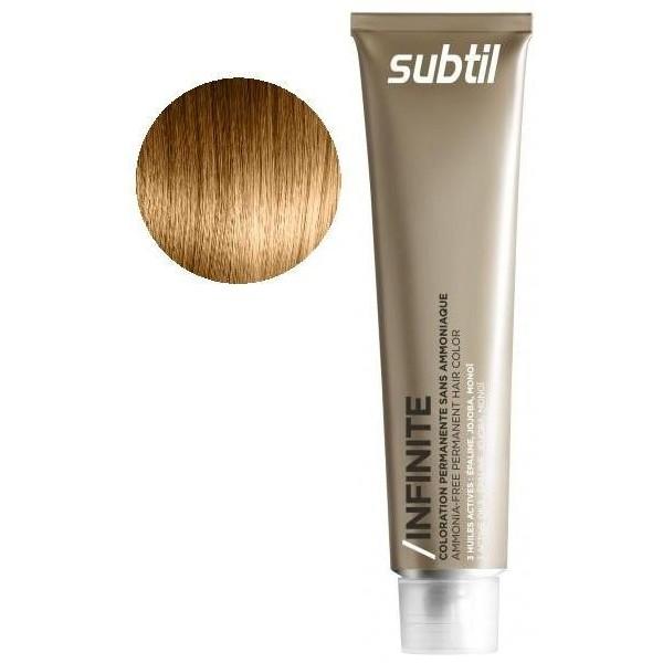 SUBTIL Infinite 8-3 - Biondo chiaro dorato - 60 ml