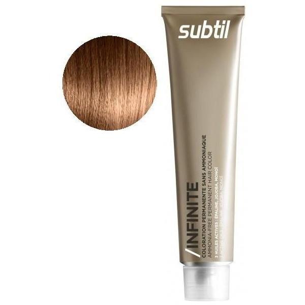 SUBTIL Infinite 8-71 Light brown ash brown 60 ml