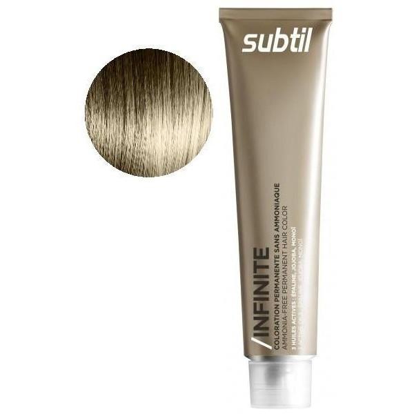 SUBTIL Infinite 8-82 - Biondo chiaro beige iridato - 60 ml -