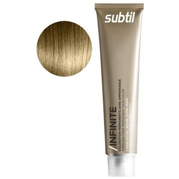 SUBTLE 10 Infinite Light Light Brown 60 ml