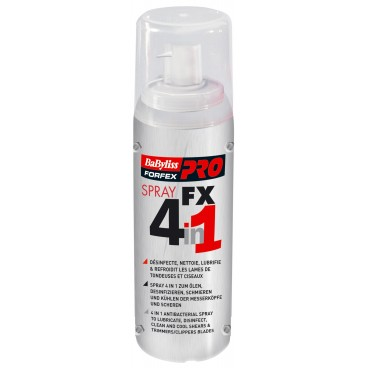 Spray Lubrifiant FX 4 en 1