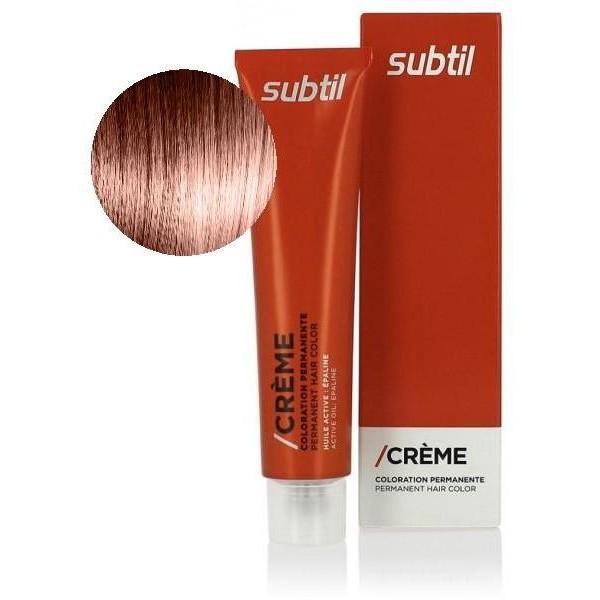 Subtle Cream N ° 6.35 Golden Dark Blonde Mahogany 60 ML