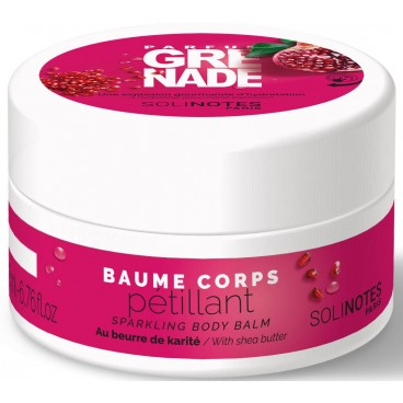 Baume corps Grenade Solinotes 200ML