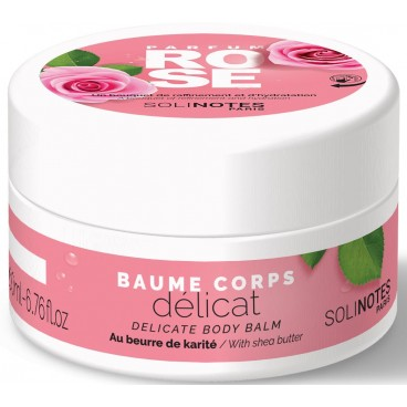 Baume corps Rose Solinotes 200ML