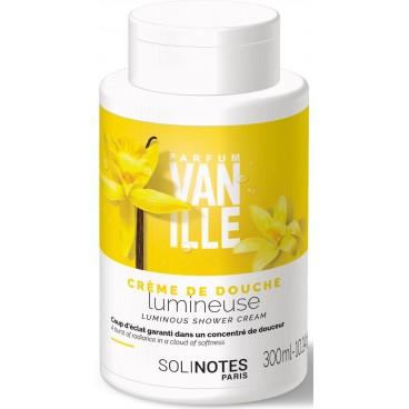 Crème de douche Vanille Solinotes 300ML