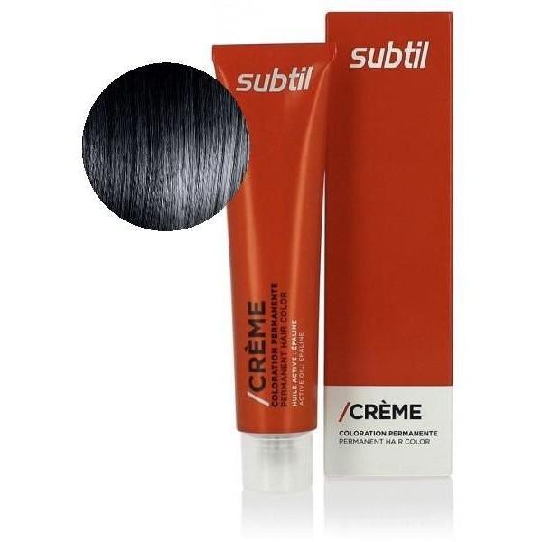 Subtle Cream N ° 2.10 Black Blue 60 ML