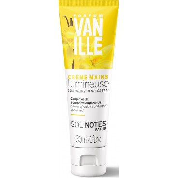 Crème mains Vanille Solinotes 30ML