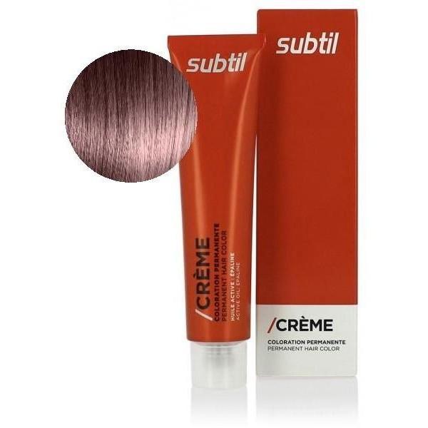 Subtle Cream N ° 6.77 Dark Blonde Deep Brown 60 ML