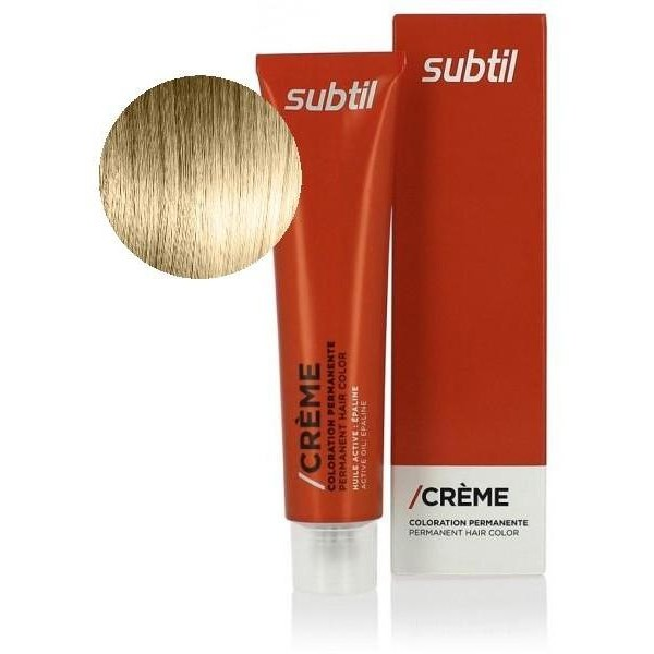 Subtle Cream N ° 11.31 Very Clear Blond Ashen Gold 60 ML