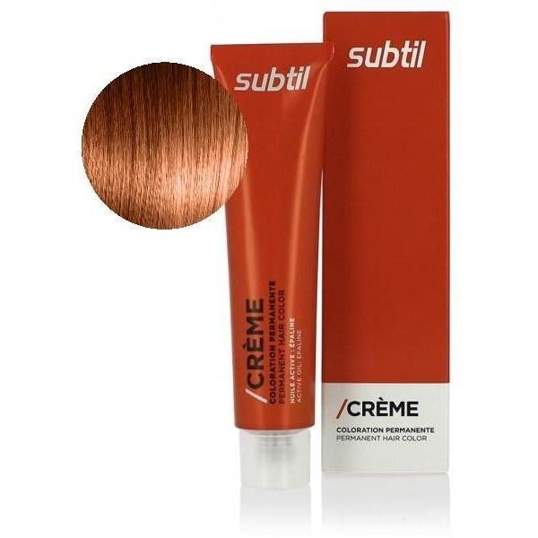 Subtil Crème - N°8.74 - Biondo chiaro marrone ramato - 60 ml