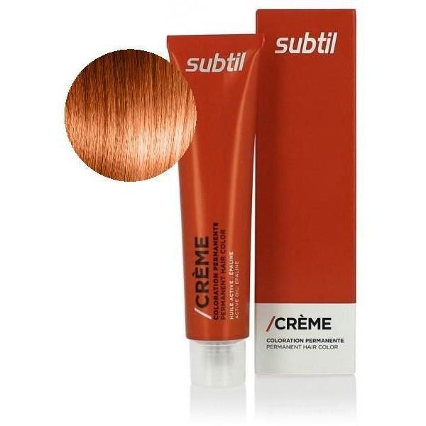Subtil Crème N°8.43 Blond Clair Cuivré Doré 60 ML