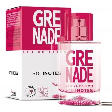 Granatapfel Eau de Parfum Solinotes 50ML