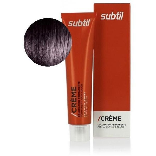 Subtle Red Cream N ° 5.20 Light Brown Violine 60 ML