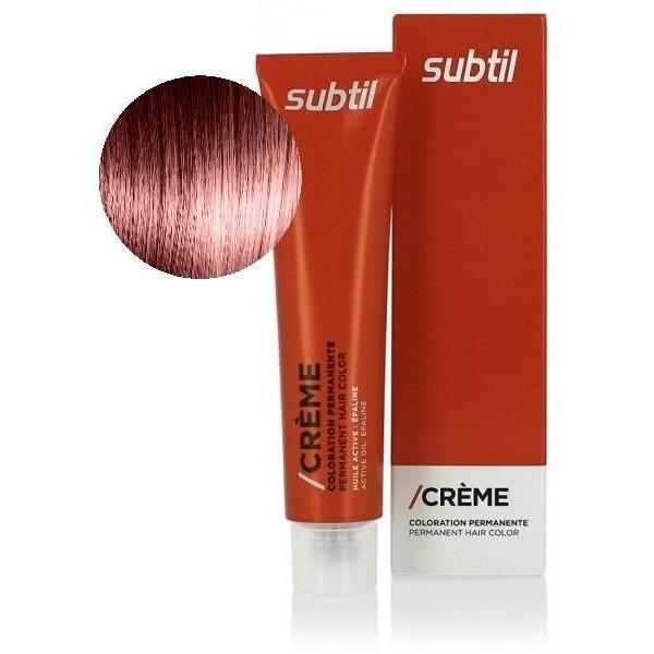 Subtil Crème rosso - N°6.66 - Biondo scuro rosso intenso - 60 ml