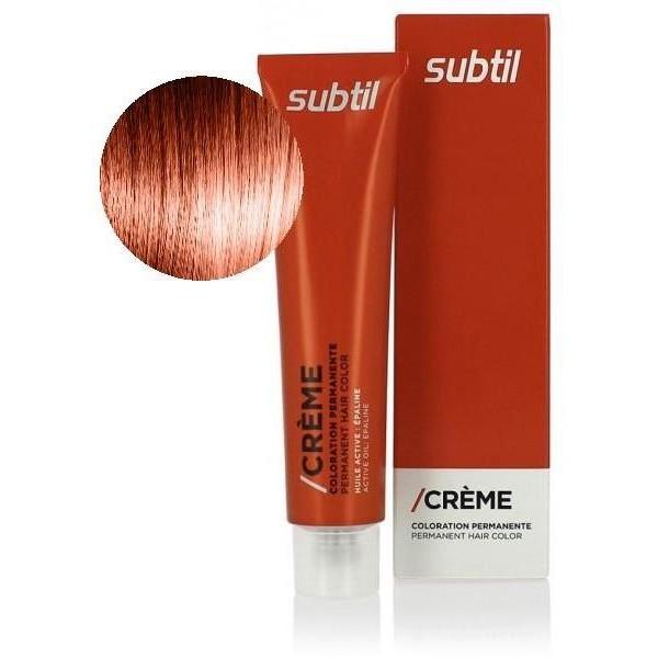 Subtle Red Cream N ° 7.40 Blonde Intense Copper 60 ML