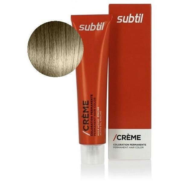 Subtle Cream N ° 8.1 Light Ash Ash 60 ML