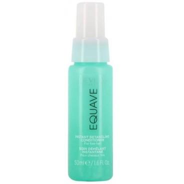Spray Revlon Equave Volumizing pour cheveux fins 50 ML