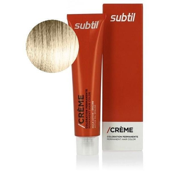 Subtil Crème N°11.01 Blond Très Clair Naturel Cendré 60 ML