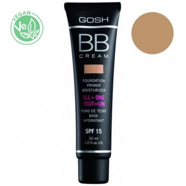 BB Crème 3-en-1 Beige foncé GOSH 30ML
